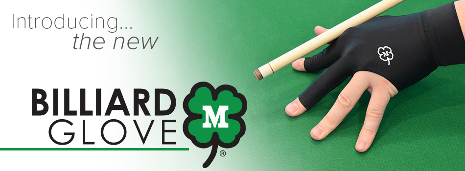 Billiard Glove by McDermott